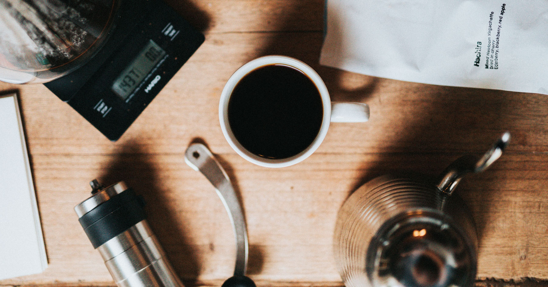 High-quality coffee in a hotel room: gear and guide